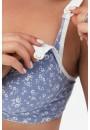 Бюстгальтер FLEURS для кормящих мам