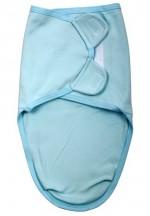 Чудо-пеленка интерлок голубая (FE 12450)..