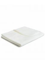Пеленка фланелевая 90х120см белая (FE 1244)..