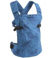 Рюкзак-переноска синие пэйсли Rz143 (Смарт)