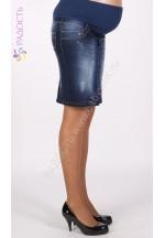 Юбка джинсовая для беременных (BS5151)..
