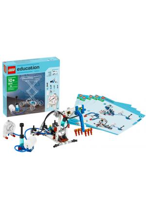 """9641 LEGO Education Образовательное решение """"Пневматика"""""""