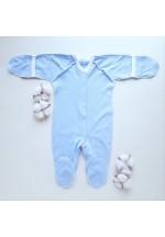 Комбинезон для новорожденного голубой (3009)