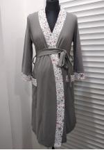 Комплект для роддома (халат + сорочка)